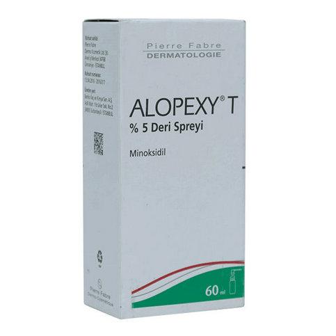 Купить Алопекси 5% флакон 60мл в Самаре